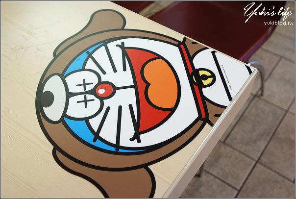 [台北-遊]*哆啦A夢旗鑑店~麥當勞光復館 (十二生肖哆啦醬) - yukiblog.tw