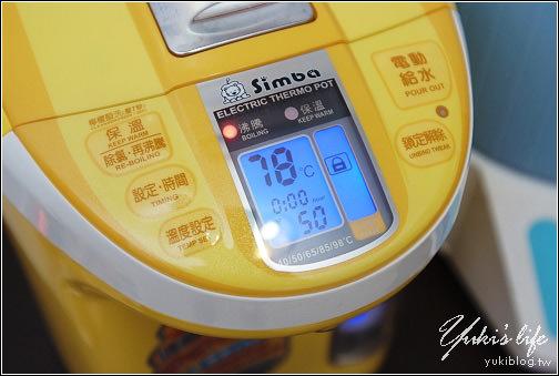 [育兒敗家]*小獅王辛巴電腦夜光液晶調乳器~五段定溫