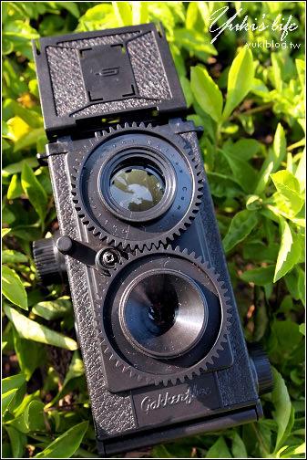 [開箱文]*大人の科學。 35mm雙眼底片相機&第一卷照片 - yukiblog.tw