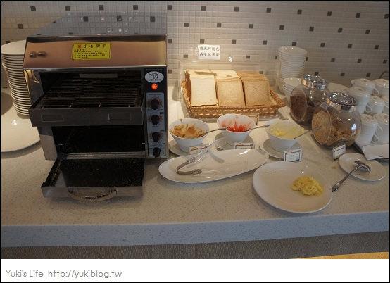 [2+1的台中2日遊]*逢甲夜市~碧根行館(這次有吃到飯店早餐喔!) - yukiblog.tw