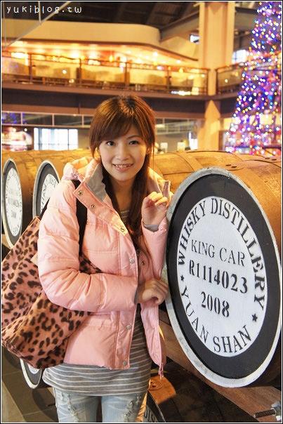 宜蘭員工景點×觀光工廠【噶瑪蘭威士忌酒莊&伯朗咖啡館】