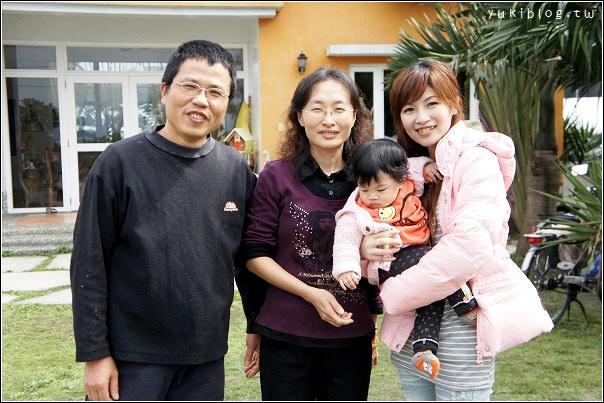 [尋找甜蜜的宜蘭之旅5]*麗野渡假民宿(一泊二食) ~~ 4年後重返依舊感動!