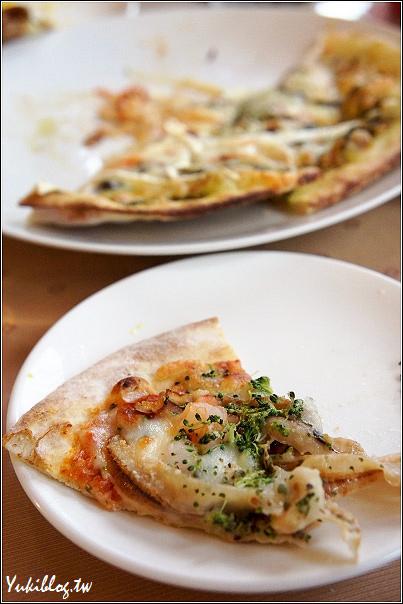三芝柴燒pizza