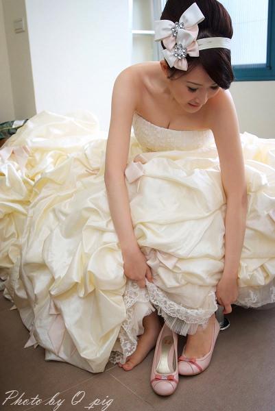 [婚禮攝影]*恭喜我的老同學琳容完成終身大事 ~ 百年好合喲!