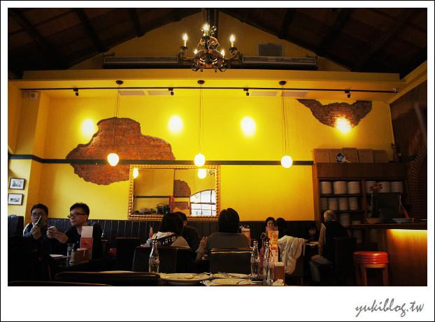 [台北_食]*華山1914創意文化園區~Alleycat's Pizza (燈光美氣氛佳) - yukiblog.tw