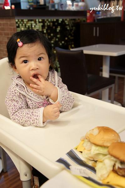 [台北_食]*HOHO BURGER ~ 可愛的免子系小店&美味小漢堡 - yukiblog.tw