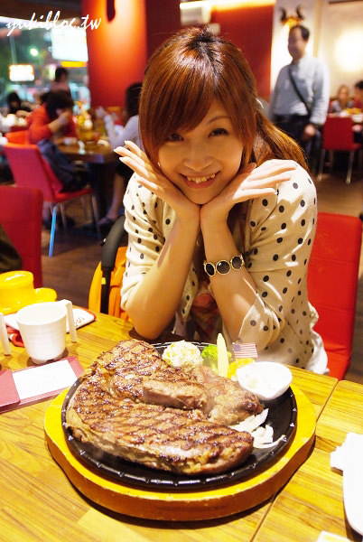 [三峽_食]*史堤克先生‧重量級牛排 ~ 挑戰48oz ! - yukiblog.tw