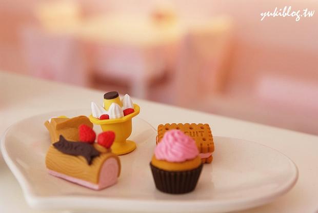 [樹林_食]*公主殿 ~ 粉紅色夢幻小屋.女樸風格好浪漫.點心飲料可愛度100% (北大特區) - yukiblog.tw