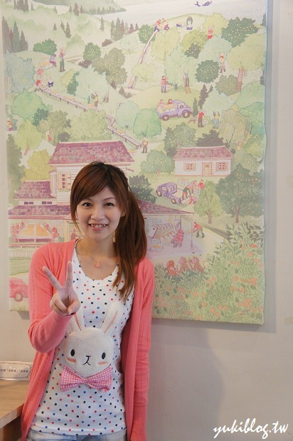 [宜兰_游]*橘之乡形象馆 · AGRIOZ咖啡馆 (好可爱的拍照好去处) - yukiblog.tw