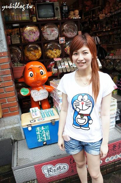 [鶯歌_遊]*鶯歌陶瓷老街好好逛 ~ 發條鐵皮‧伍拾錢懷舊老舖 - yukiblog.tw