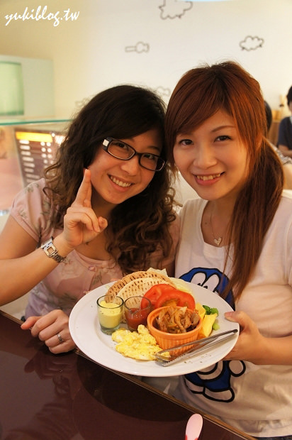 [三峽_遊]*奧斯汀cafe‧氣氛佳餐點又便宜喔! - yukiblog.tw