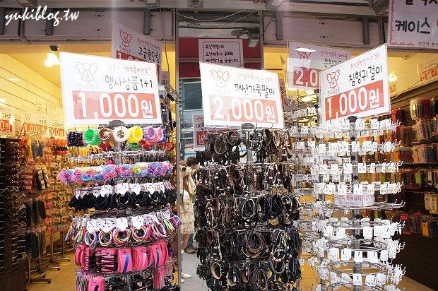 [2011韓國‧首爾行2+1]*7*惠化站‧大學路散步去 ~  ARTBOX & 10x10文具店 - yukiblog.tw