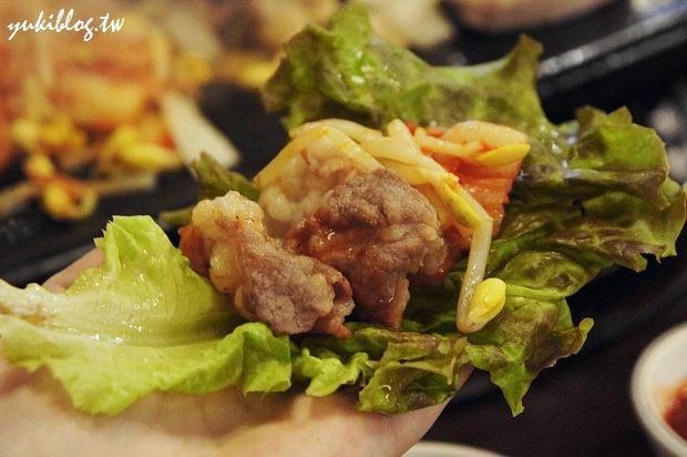 [2011韩国‧首尔行2+1]*9*明洞 ~ 떡쌈시대糕三时代‧烤五花肉 (韩国烤肉好吃哩~~) / 有地图 Yukis Life by yukiblog.tw