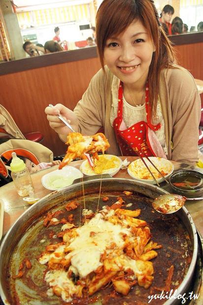 [2011韓國‧首爾行2+1]*10*新村‧春川家辣炒雞排 ~ 台灣吃不到的好味道.超讚的! (有地圖)