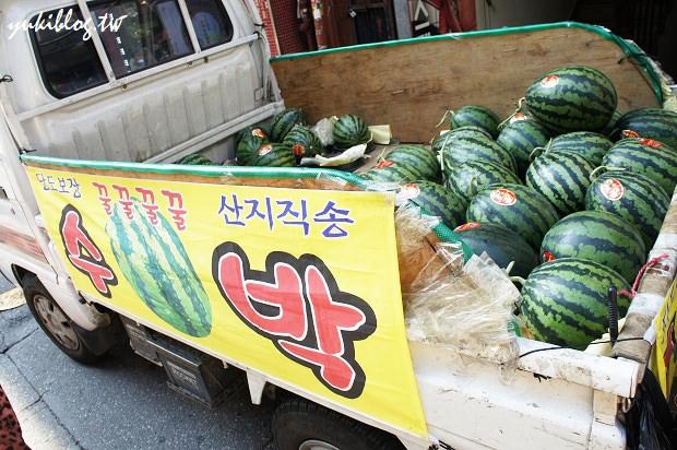 [2011韓國‧首爾行2+1]*11*梨大‧新村女人街 ~ 順便迷路到延世大 @0@ (繞好大一圈.但真的好好逛.五顆星☆) - yukiblog.tw