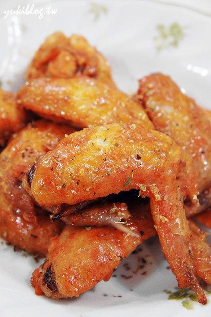 [廚房習作]*紐澳良辣烤雞翅 + 團購美食‧美麟媽媽韓國辣炒年糕