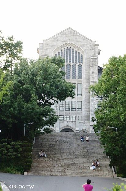 首爾_梨花女子大學