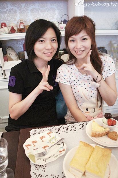 [台北_食]*Christina克里斯汀娜 ❤好一个绵绵细雨的浪漫下午茶❤ - yukiblog.tw