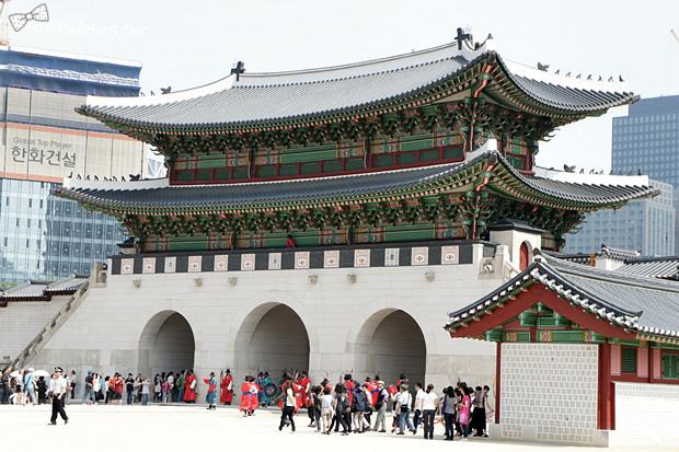 韓國.首爾.景福宮