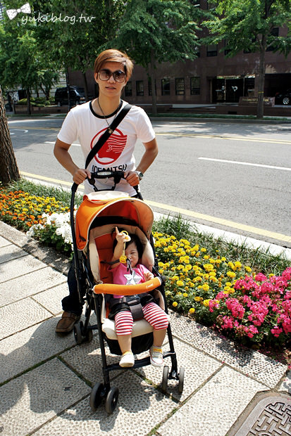 [2011韩国‧首尔行2+1]*20*景福宫 五大古宫之一 ❤很有风味的石墙路.优美的环境.值得一游❤ Yukis Life by yukiblog.tw