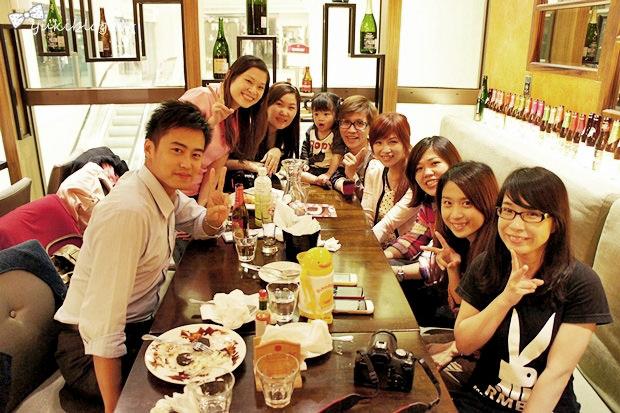 布娜飛Y家族聚餐