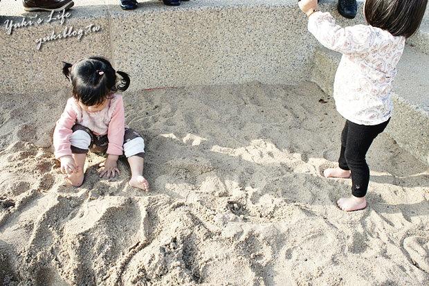 [台南兩天一夜好好玩*3*] 《安平》夕遊出張所 & 鹽神白沙灘公園 - yukiblog.tw
