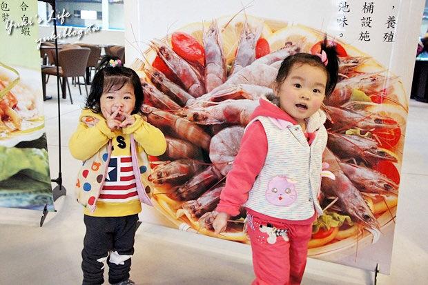 宜蘭礁溪景點【金車鮮蝦養殖場】(真的很蝦! 愛吃蝦的不可錯過!