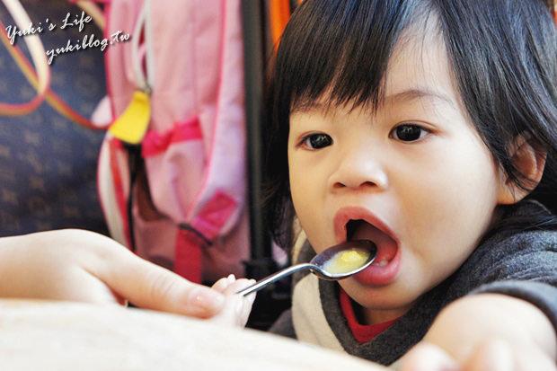 [板橋_食]*《大遠百》Glacio比利時創意冰品咖啡館❤比利時巧克力冰淇淋❤真橙意❤列日鬆餅雙享宴 - yukiblog.tw