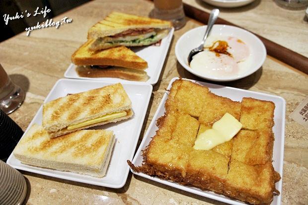 板桥大远百美食【TOAST BOX 土司工坊】来自新家坡的新式早餐 - yukiblog.tw