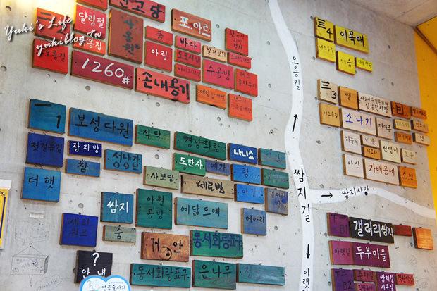 [2011韓國‧首爾行2+1]。23┃仁寺洞Ssamziegil  人人廣場┃個性創意空間 - yukiblog.tw