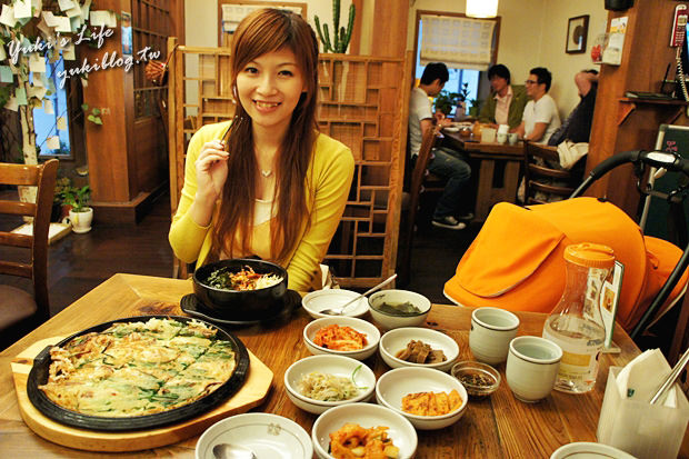 [韓國‧首爾行2+1]。24┃仁寺洞┃Korean Food海鮮煎餅 - yukiblog.tw