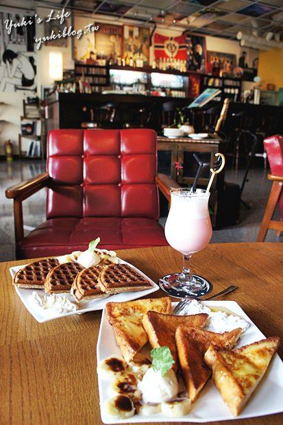 [三峽_食]*北大特區~白光白熱咖啡館.一個悠閒放鬆的所在!