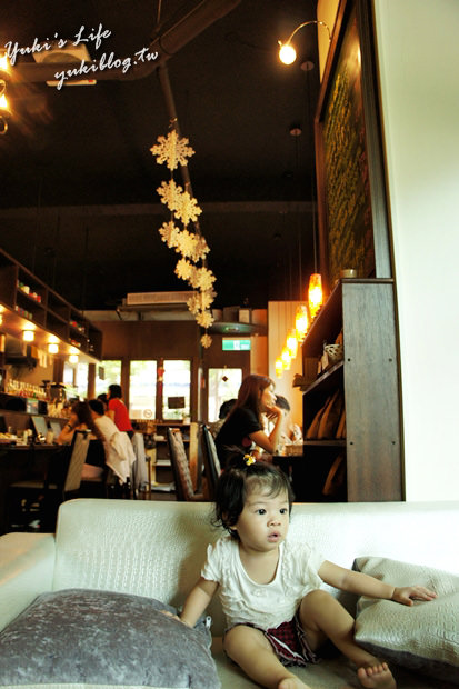 [三峽_食]*北大特區‧老柴咖啡館 - yukiblog.tw