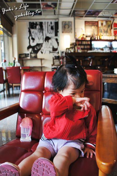 [三峽_食]*北大特區~白光白熱咖啡館.一個悠閒放鬆的所在! - yukiblog.tw