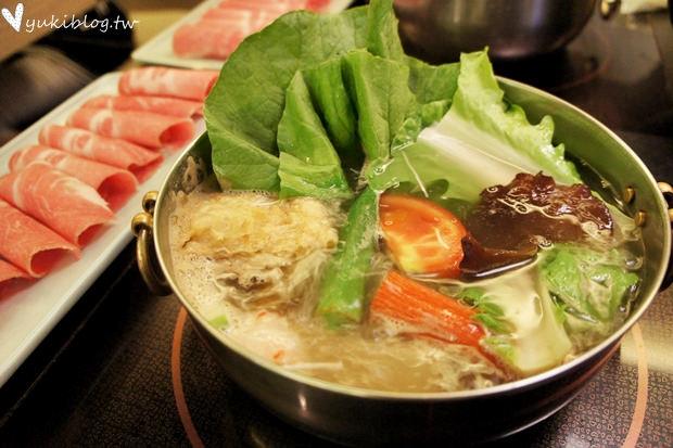 [板橋_食]*板橋車站環球購物中心~翰林一品鍋苑 - yukiblog.tw