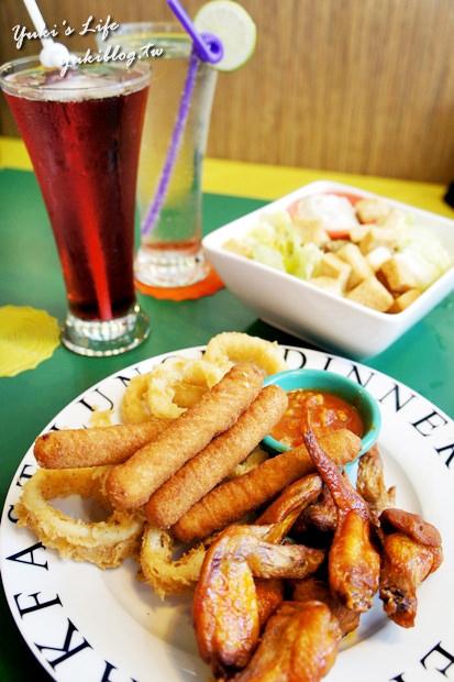 [板橋美食]*WOODY BURGER 無敵漢堡 »邀約 - yukiblog.tw