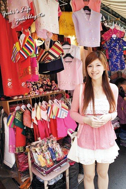 [韓國‧首爾行2+1]。25┃南大門市場┃小飾品、童裝批發、尋寶的最佳去處