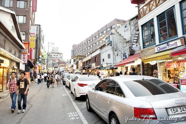 韩国首尔Day7