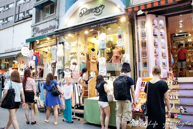 韓國首爾Day7