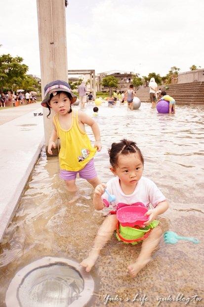 [台北_遊]* 鶯歌陶瓷博物館‧陶瓷藝術園區玩沙玩水真有趣 (免費的喲 ^0^ )
