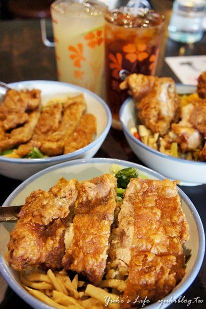 三峽老街古早味排骨飯
