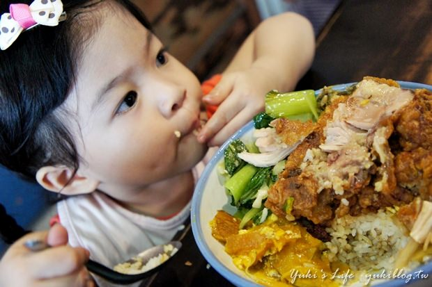 [三峽_食]*二訪~老街美食‧東道飲食亭/三峽古早味排骨飯 (不顧形象.狂ㄅㄟ就對了!) - yukiblog.tw