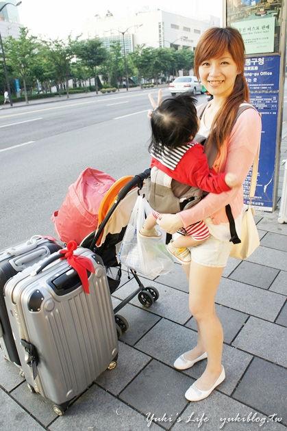 [韓國‧首爾行2+1]*33*如何搭巴士6101到機場+韓國購物滿W30000可以機場退稅喔!