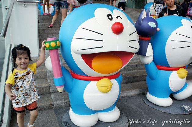 Doraemon來啦@海港城