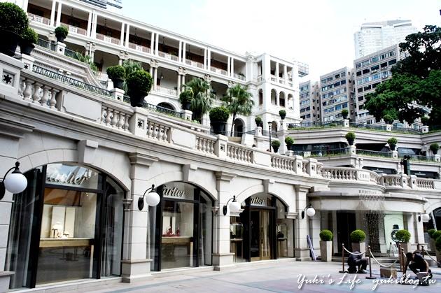 [2012夏‧香港]*尖沙咀‧1881 Heritage ~ 很有異國情調的購物休閒新地標 - yukiblog.tw
