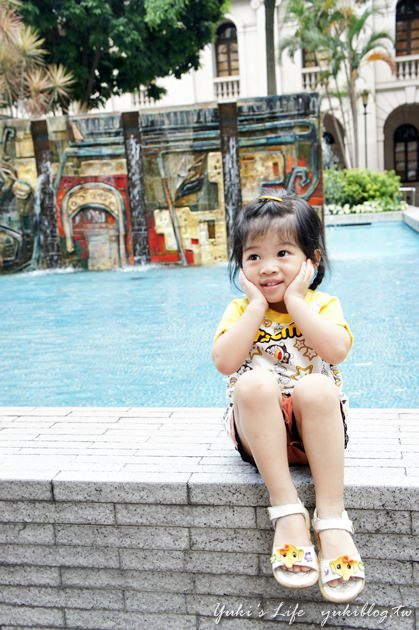 [2012夏‧香港]*中環‧皇后像廣場(Statue Square) & 立法會大樓 - yukiblog.tw