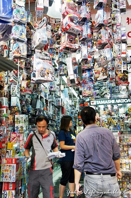 香港玩具街