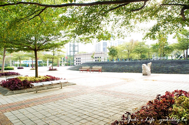 [台北生活]*小散步‧捷運市政府站 ~ 翰林茶棧 & 麻布茶坊 - yukiblog.tw
