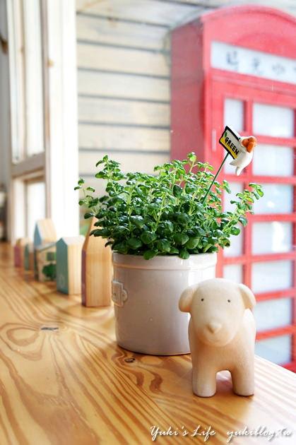 台中藝術街時光咖啡