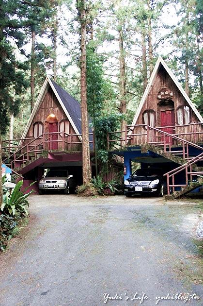 溪頭明山森林會館